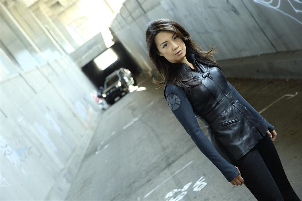 RealMericans we love: Ming Na Wen