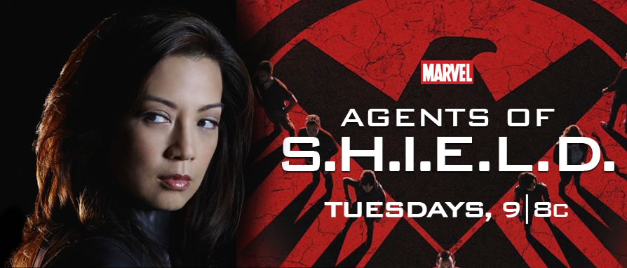 Ming Na Wen on Agents of S.H.I.E.L.D.