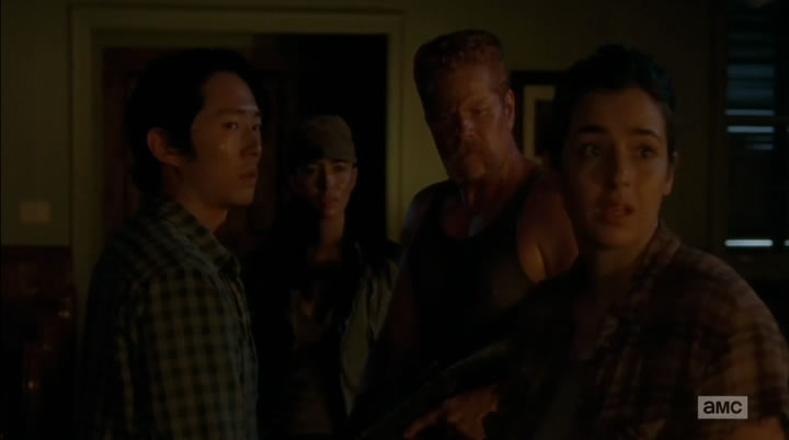 "Walking Dead Season 5, Episode 3 ""Four Walls and a Roof"""