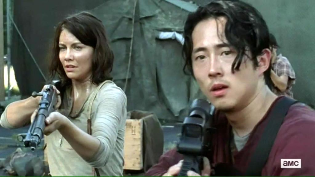 """Walking Dead Season 5, Episode 8 """"Coda"""""""