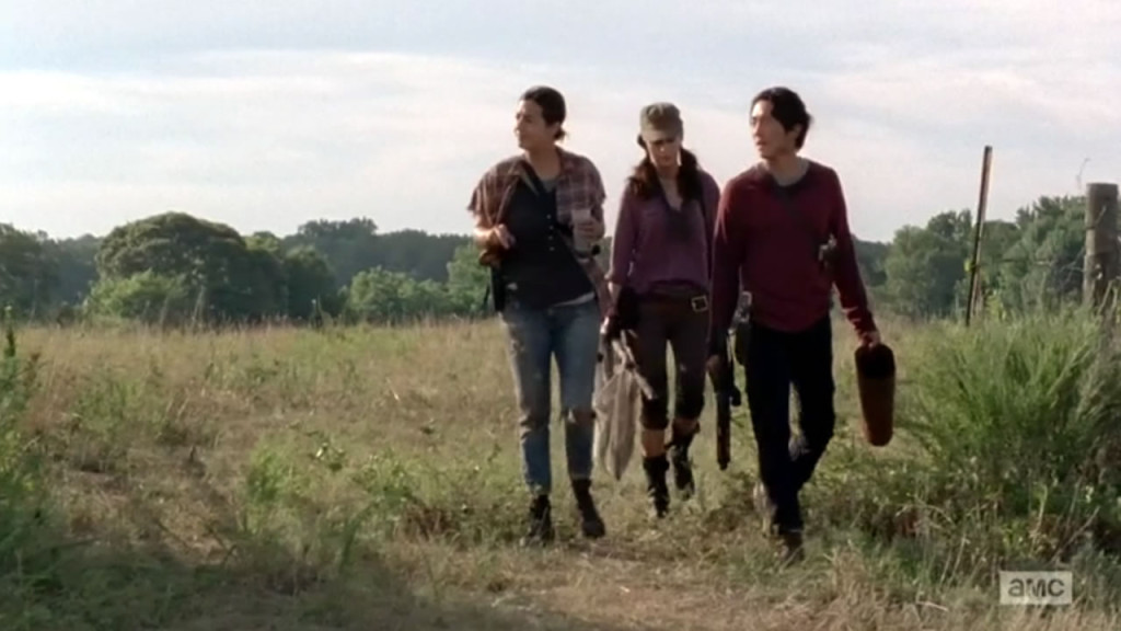 "Walking Dead Season 5, Episode 7 ""Crossed"""