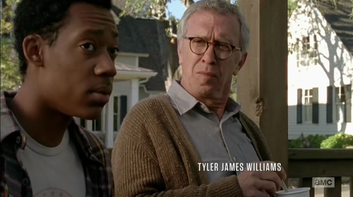 Tyler James Williams as Noah