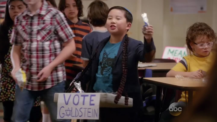 """Philip Goldstein for President! Choose the Chosen One!"""