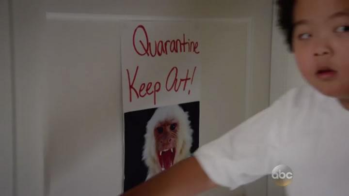QUARANTINE Keep Out