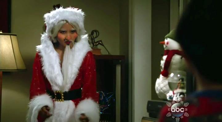 """""""The real Santa is Chinese. Lao Ban Santa."""""""
